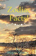 Zodiac Facts by Melloweemee