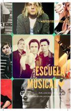 Escuela Musical♥ by Raepau