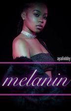 Melanin by ayalinbby