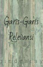 Garis-Garis Relevansi by gindearay