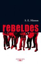 Rebeldes -Susan E. Hinton by PurpleBooksCoffee