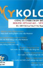 TẠI TPHCM BÁN SƠN MYKOLOR GIÁ RẺ NHẤT-0911 616 799 YẾN HẢI by haiphat