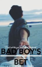 Bad Boy's Bet [ongoing] #Wattys2017 by annalisejustice