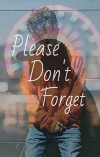 Please don't forget (Jack Avery Fanfic) #1