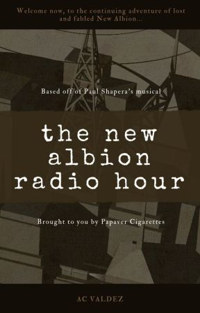 The New Albion Radio Hour by I_Am_The_Raven