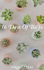 16 Days of BuJo by Klover12345
