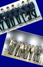 BTS & EXO Chat Grup by RismaPark