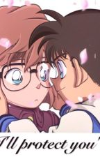 I'll protect you~ [ConanxHaibara/ShinichixShiho] by newmoonxin