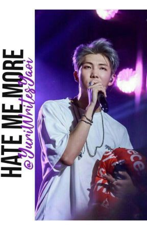 Hate Me More/Vkook by YuriWritesYaoi