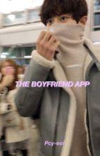 The Boyfriend App; chanbaek by realdeftdanik