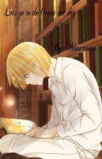 Armin x reader by Macronn