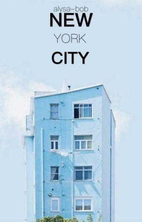 new york city  by alysa-bob