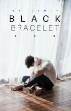 black bracelet by somniatis__