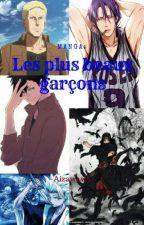 ~ Tome 1•Manga: Les plus beaux garçons ~ by -Aizawawa-