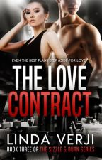 The Love Contract {Now Published} by lindaverji