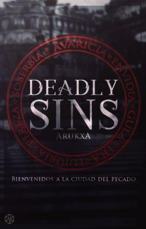 Deadly Sins. by Arukxa