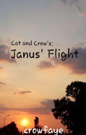 Janus' Flight by crowfaye04