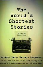 Самые короткие в мире рассказы by GCutsy