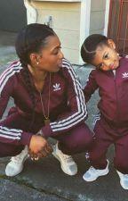 Like Mother, Like Son by beautifulcloudschii