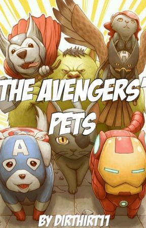 The Avengers' Pets by 11love_