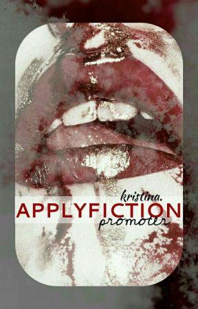 APPLYFICTION PROMOTER. by gaylips