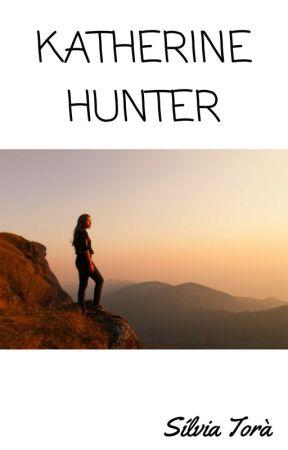 KATHERINE HUNTER by Syylviiia