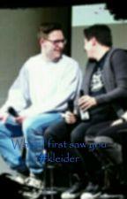 When I first saw you #Kleider (Klengan + der Heider) by LarryJay0901