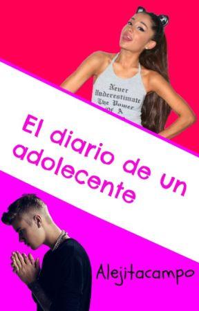 EL DIARIO DE UN ADOLESCENTE     ( PRIMERA EDICIÓN) by Alejitacampo