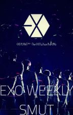EXO -WEEKLY SMUT  by Cerennnnn111