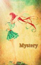 Mystery by Calling---RdBluGrn