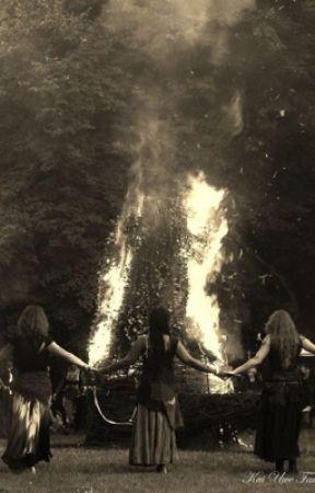 Quemando brujas by Han_Wild