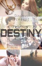 DESTINY by Ginakyun