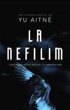 Ángelus: La Nefilim   #TheAngel2018 by YU_Aitne