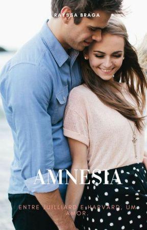AMNESIA - L.H by RayssaHemmings