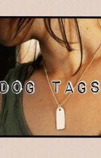Dog tags by radiohead_kiss15
