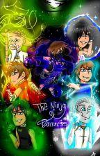 Ninjago x reader : The Ninja Of Darkness by Gigabytes101