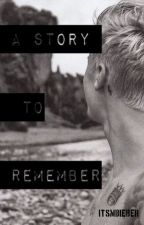 """A Story To Remember"" // Justin Bieber (PAUSADA) by ItsMBieber"
