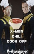 X-Men Chili Cook Off by NerdyBirdy55