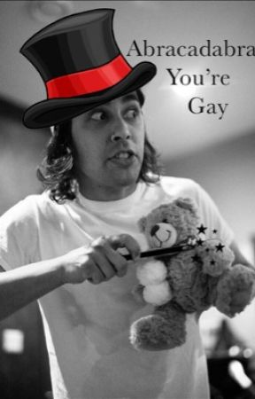 Abracadabra, You're Gay (Kellic)  by victurdfuentits