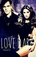 LOVE DARK (Laliter) by Kekainfinity