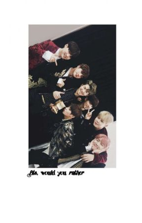 BTS;; Would you rather... by YukiMeowchu