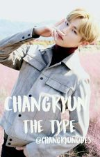 ¡昌! the type♡. by baechnkyun