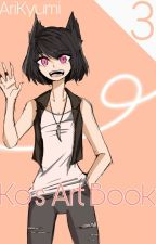 Ko's Art Book 3 by ArtaeKo