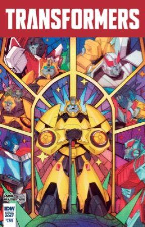 Transformers: One-Shots - Bumblebee (2018) - The Origin