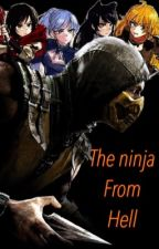 The ninja from Hell(Volume 1) Complete by NeosThiccIceCream