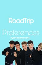 //RoadTrip Preferences // by ryanbeaumont