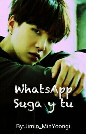 WhatsApp Bts y tu Chats, Suga y Tu [pausada Temporalmente] by _Energetic_