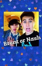 Nash or Brent by Gracehood_xx
