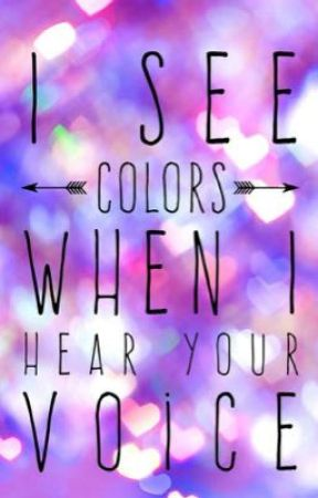 I See Colors When I Hear Your Voice; Life With Synesthesia by FrozenPandaGirl