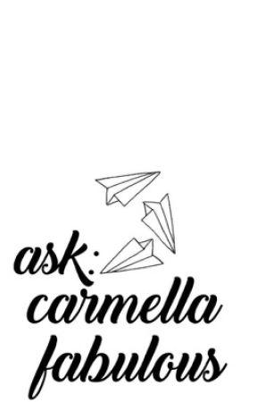Ask: carmellafabulous  by Lionfire89